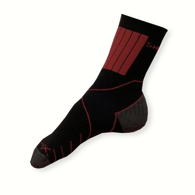 Thermo ponožky Texpon K2 červené