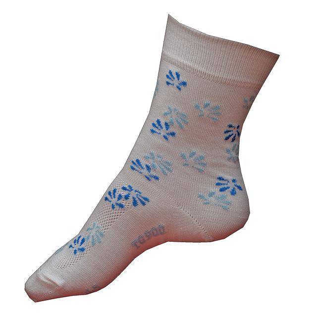 Ponožky.cz   Detail produktu Dámské ponožky Moira PO TG2 bílé a ... c96a8543c0