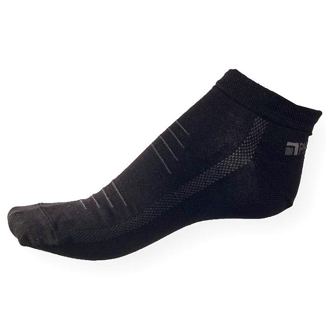 Kotníkové ponožky Phuseckle Summerline S černé