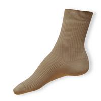 100% bavlněné ponožky béžové