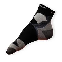 Nadkotníkové sportovní ponožky Agiva se stříbrem AT 14