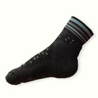 Dětské ponožky Moira Plyš PO/PLd šedé