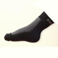 Dětské ponožky Moira Trek PO/TKd černo-šedé