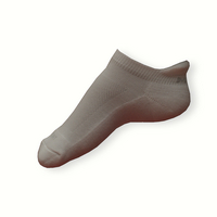 Bílé kotníkové ponožky Moira Komfort Short PO/KOSH