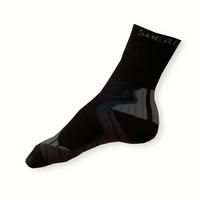 Ponožky Texpon Denali černo-šedé
