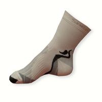 Ponožky Texpon Denali bílo-šedé