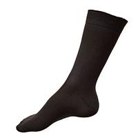 Tmavě šedé ponožky se stříbrem Agiva AT 05