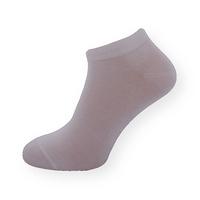 Bambusové ponožky bílé nízké