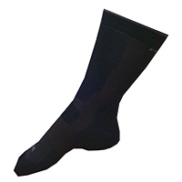 Ponožky IN-LINE Moira PO/IN černo-šedé