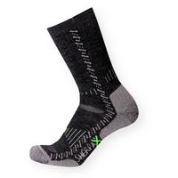 Funkční ponožky Sherpax Manaslu long šedé