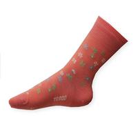 Dívčí termo ponožky Moira TG 900 PO/TGd světle růžové