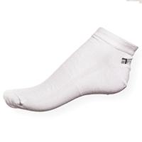 Kotníkové ponožky Phuseckle Summerline S bílé