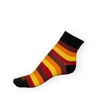 Ponožky Phuseckle Classicline barevné pruhy