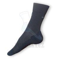 Ponožky Moira golf černé - NOVÁ NIŽŠÍ CENA!