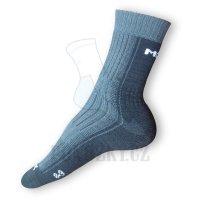 Ponožky Moira Trek šedé PO/TK1