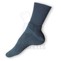 Ponožky Moira zimní černé PO/REW
