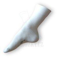 Ponožky Nanosilver Klasik bílé