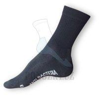 Sportovní ponožky Agiva černé AT 06