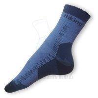 Trek ponožky modré
