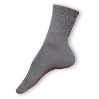 Zdravotní ponožky tmavé-šedé