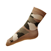 Dětské maskáčové ponožky světlé