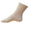 Ponožky ze 100% bavlny bílé