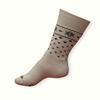 Thermo sada ponožky Moira PO/THS bílé-norský vzor