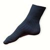100% bavlněné modro-šedé zdravotní ponožky