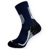 Moderní thermo ponožky tmavé modré-černé - zobrazit detail zboží