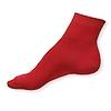Klasické červené ponožky snížené