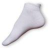 Kotníčkové ponožky bílé