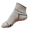 Bílé nízké sportovní ponožky Litex