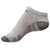 Moderní bílé nízké ponožky Litex - zobrazit detail zboží