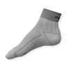 Cyklistické ponožky Moira PO/CK bílo-šedé