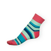 Ponožky Phuseckle Classicline modré pruhy