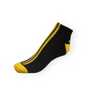 Pánské nízké kotníkové Phuseckle Softline černo-žluté - zobrazit detail zboží