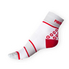 Ponožky Phuseckle Sportline bílé-puntíky - zobrazit detail zboží