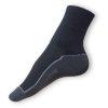 Ponožky Nanosilver sportovní černé