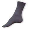 Ponožky tmavé-šedé