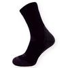 Ponožky z Merino vlny černo šedé