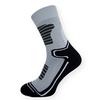 Thermo ponožky ThermoLite světle šedé-černé