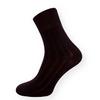 Společenské černé ponožky se zdravotním lemem  - zobrazit detail zboží
