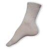 Zdravotní ponožky béžové