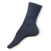 Zdravotní ponožky černé